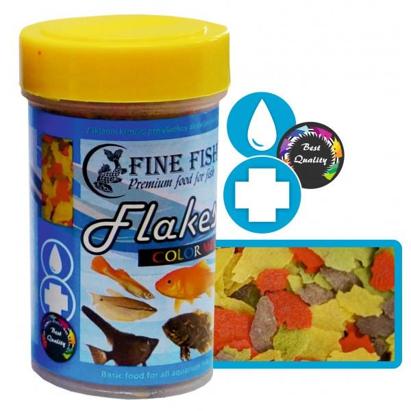 Fine Fish Flakes Premium