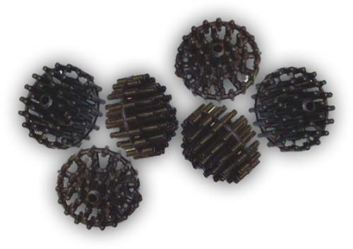 Plastový ježko