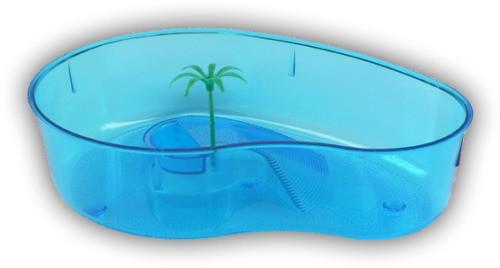 Korytnačie akvárium