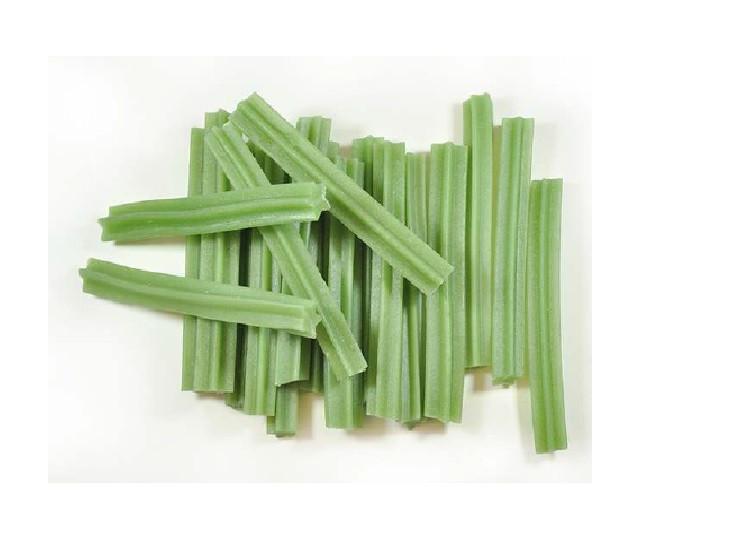 Pamlsok dentálna tyčinka kuracia zelená