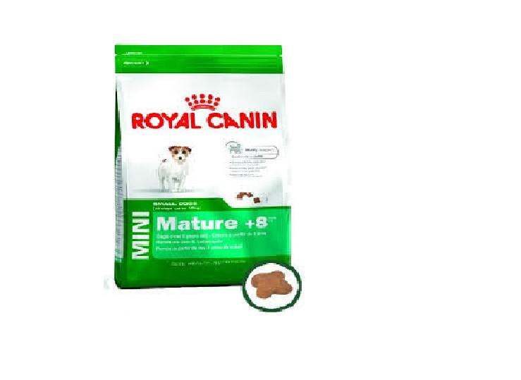 ROYAL CANIN MINI MATURE+8  8kg