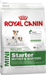 ROYAL CANIN MINI STARTER 1kg