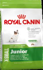 ROYAL CANIN X-SMALL JUNIOR 0,5kg