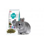 Krmivo pre mladé králiky kompletné extrudované