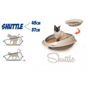 WC pre mačky SHUTTLE
